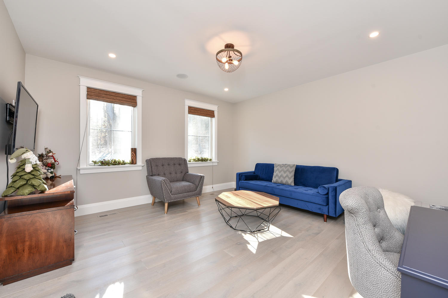 Family Room - Eclectic Country Project In Renfrew