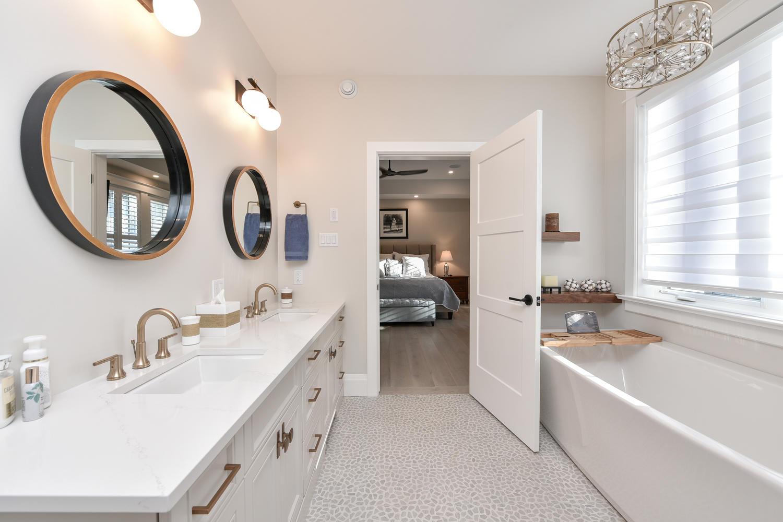 Bathroom - Eclectic Country Project In Renfrew