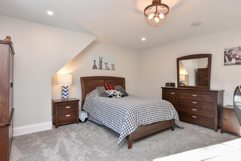 Bedroom - Eclectic Country Project In Renfrew