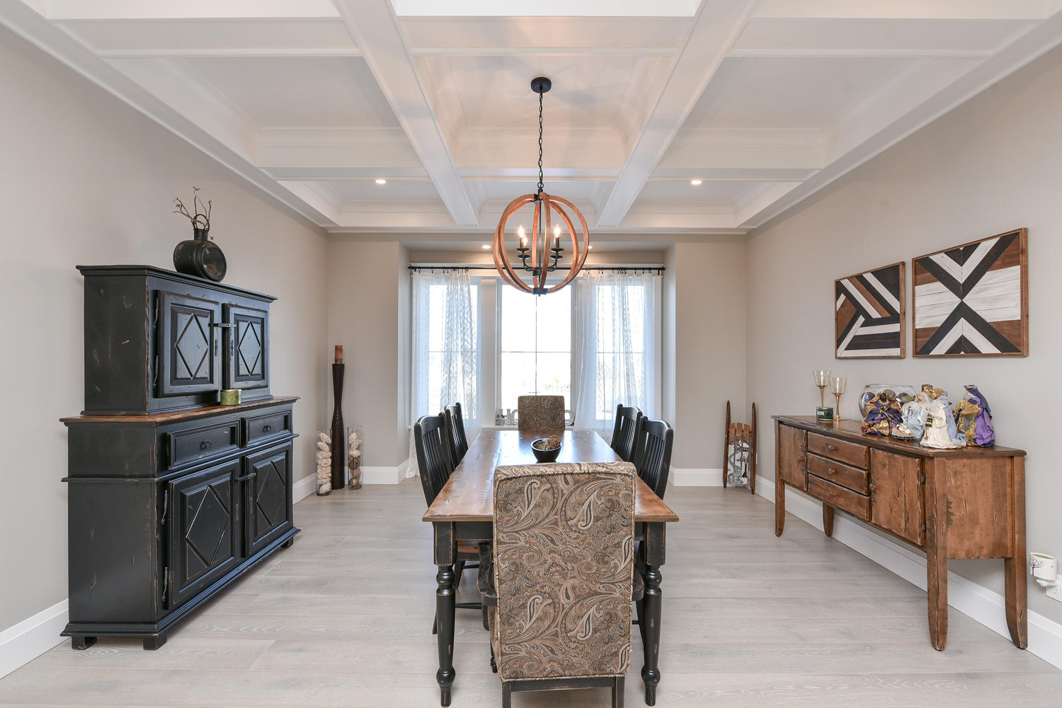 Dining Room - Eclectic Country Project In Renfrew