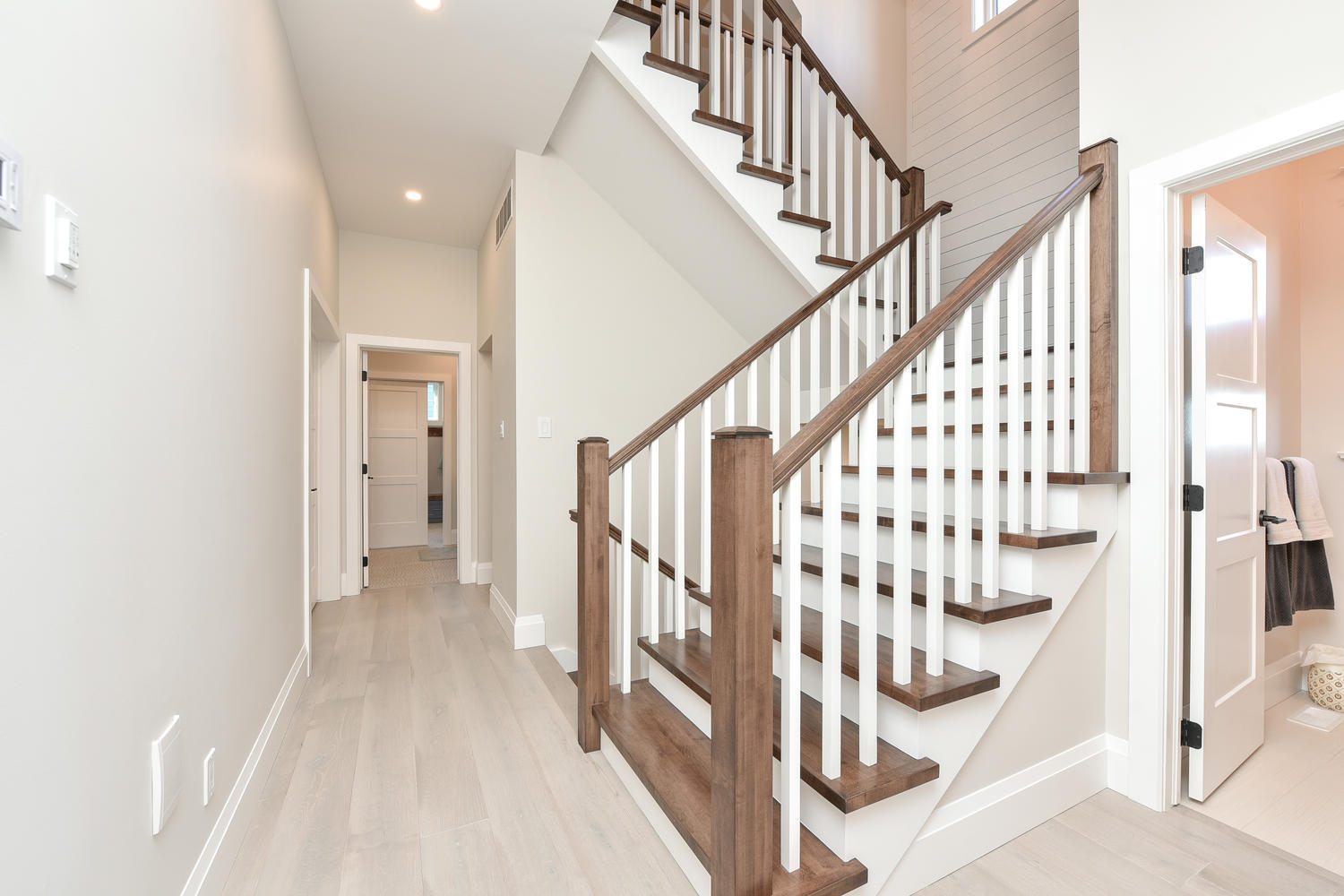 Stairway - Eclectic Country Project In Renfrew