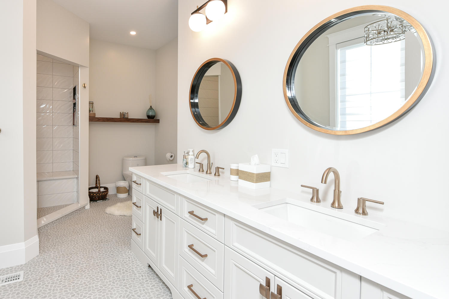 Bathroom - Eclectic Country Project In Renfrew