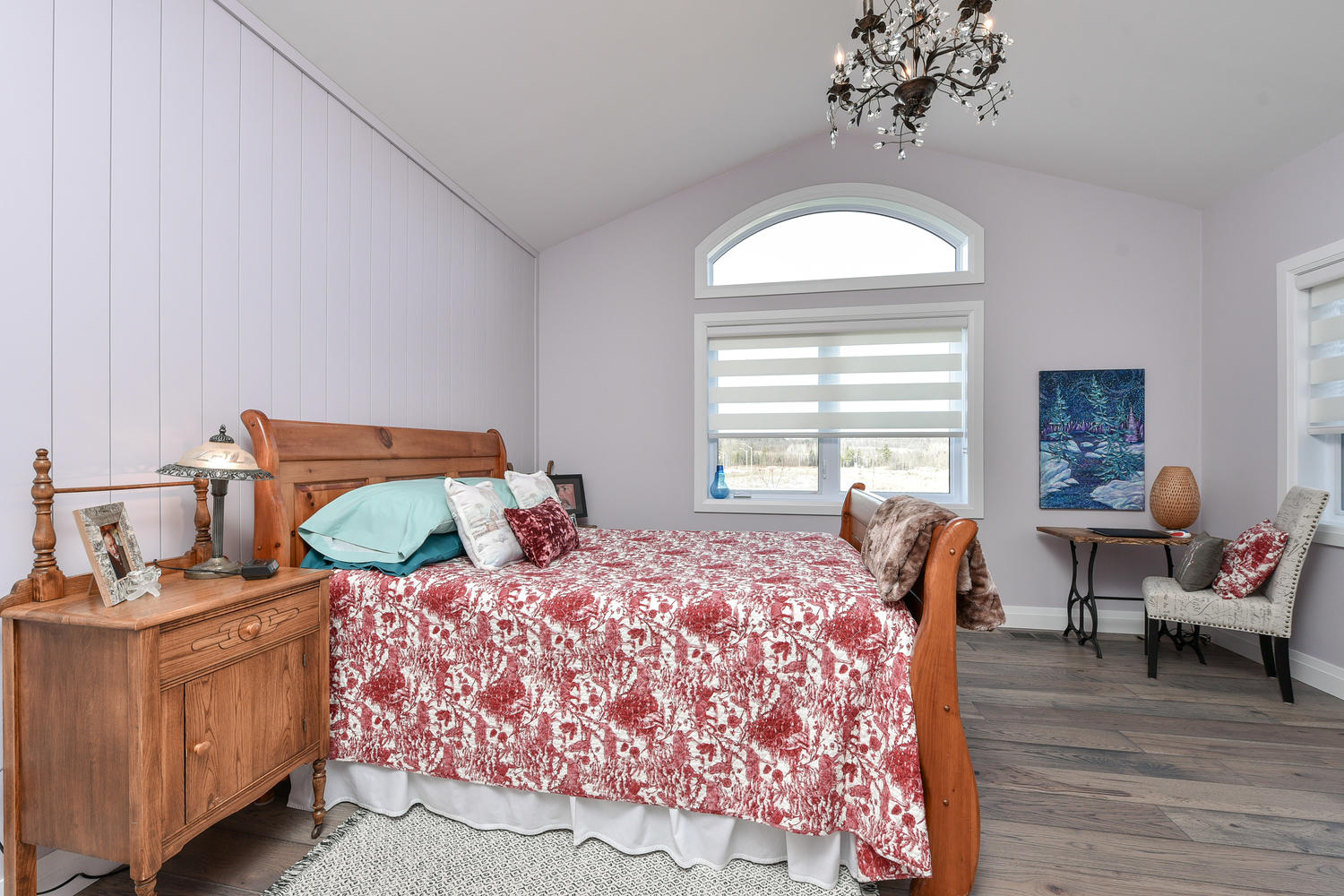 Bedroom - Traditional Family Home Project In Renfrew by Kelly Homes Inc.